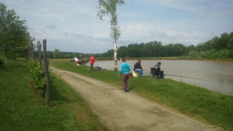 Povodom otvorenja ribolovne sezone održano klupsko natjecanje