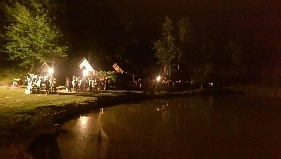 Na čačinačkim ribnjacima održana 2. ribička noć